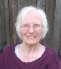Marilyn Graham McDonald  Thursday October 10th 2019 avis de deces  NecroCanada