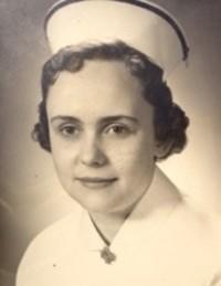 Norma Hannon RN  October 11 2019 avis de deces  NecroCanada