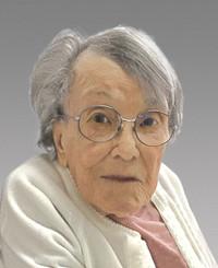 Armande Moreau  19192019  Décédé(e) le 10 octobre 2019 Tourville comté de L'Islet. avis de deces  NecroCanada