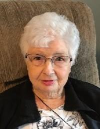 Joyce Marion Durst Badger  October 9 1931  October 14 2019 (age 88) avis de deces  NecroCanada