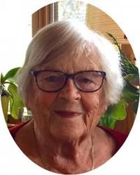 Velma Annett  19262019 avis de deces  NecroCanada