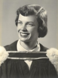 Joan Meredith Martin  15 mars 1929