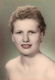 Marjorie Dorothy Vezina  March 09 1936  October 01 2019 avis de deces  NecroCanada