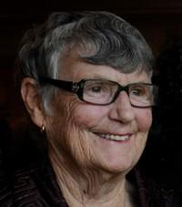 Patricia Mathilda Proudfoot  March 13th 1928  October 9th 2019 avis de deces  NecroCanada