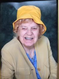 Isabel Gertrude Welden Sturgeon  October 17 2019 avis de deces  NecroCanada