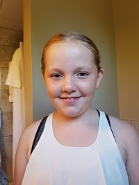 Chloe Eady Allen  February 28 2007  October 15 2019 (age 12) avis de deces  NecroCanada