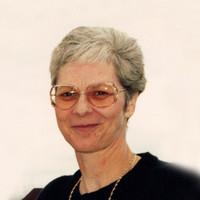 Judith Anderson  October 11 2019 avis de deces  NecroCanada