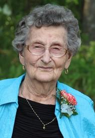 Katie Bahry Kuzyk  July 4 1922  October 17 2019 (age 97) avis de deces  NecroCanada