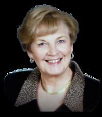 Betty Joan Blue  2019 avis de deces  NecroCanada