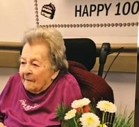Lila Campbell  December 18 1918  October 19 2019 (age 100) avis de deces  NecroCanada