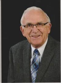 William Dauphinee Bill Zinck  19272019 avis de deces  NecroCanada