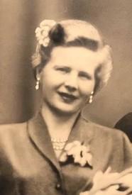 Anna Lapenat  7 septembre 1922  17 octobre 2019 avis de deces  NecroCanada