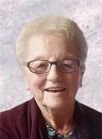 Bernadette Morneau Gosselin  1931  2019 (88 ans) avis de deces  NecroCanada