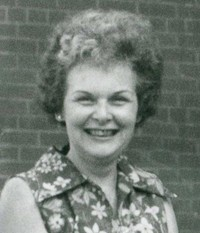 June Drysdale  August 21 1928