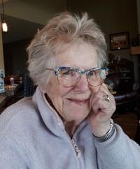 Mary Edie Edith Larkin Burrough  2019 avis de deces  NecroCanada