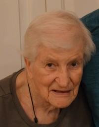 Muriel Gertrude Field  June 26 1930  October 4 2019 (age 89) avis de deces  NecroCanada
