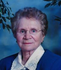 Fernande Proulx  16 juillet 1928 – 21 octobre 2019