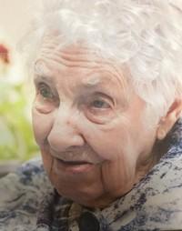 Inez Elizabeth Florence Bert Calvert  February 14 1923  October 21 2019 (age 96) avis de deces  NecroCanada
