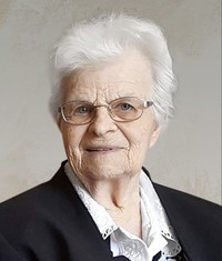 Pierrette Guay Boulanger  1927  2019 (92 ans) avis de deces  NecroCanada