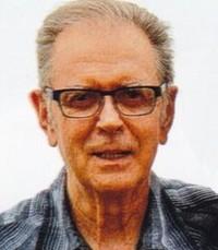 Claude Slogocki  Friday October 25th 2019 avis de deces  NecroCanada