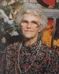 Doris Eliza Robinson Parrott  July 13 1918  October 24 2019 (age 101) avis de deces  NecroCanada