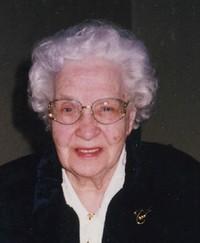 Mme Therese Michaud La Haye  1921