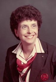 Mary Elaine Murdoch  9 avril 1933