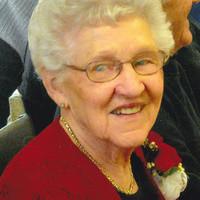 Claire Cora Harlyvitch  March 19 1921  October 26 2019 avis de deces  NecroCanada