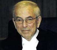 The Honorable Melvin Rothman  2019 avis de deces  NecroCanada