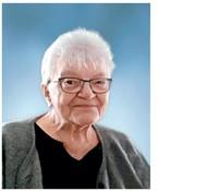Adrienne Noreau Fiset  2019 avis de deces  NecroCanada