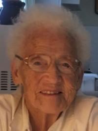 Dorothy Alva Webber nee Evans  2019 avis de deces  NecroCanada