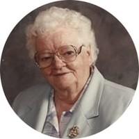 Gladys Pearl Sellars  2019 avis de deces  NecroCanada