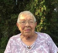 Hilda Buhnlein  2019 avis de deces  NecroCanada