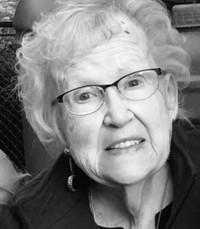 Joyce Marie Ramsay  Saturday October 26th 2019 avis de deces  NecroCanada