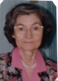 Marie-Therese Olivier 1929- avis de deces  NecroCanada