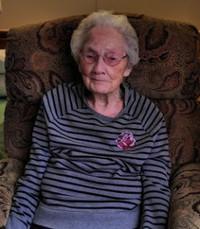 Mary Mills McLean  Sunday October 27th 2019 avis de deces  NecroCanada