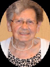 Adele Gahlinger  1928  2019 avis de deces  NecroCanada