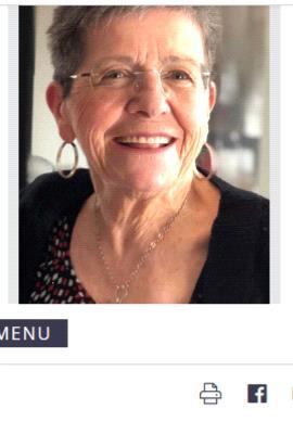 Anita Young  2019 avis de deces  NecroCanada