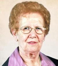 Cecile LACOMBE OUELLET  1933  2019 avis de deces  NecroCanada