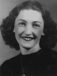 Dorothy May Moss  2019 avis de deces  NecroCanada