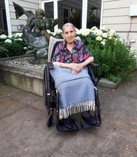Malihe Zarezadegan  Sunday October 27th 2019 avis de deces  NecroCanada