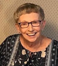 Barbara Joan Townshend Collis  Friday October 25th 2019 avis de deces  NecroCanada