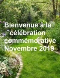 COMMeMORATION MENSUELLE DES DeFUNTS Novembre   2019 avis de deces  NecroCanada