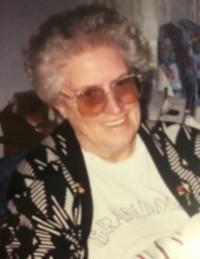 Dorothy  Williams  2019 avis de deces  NecroCanada