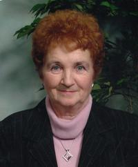 Mme Ernestine Delisle LEMAY  Décédée le 30 octobre 2019