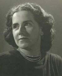 Mme Jeannette Lafrance nee Richer  1920