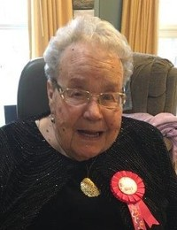 Florence Leah Segboer  December 17 1922  October 31 2019 (age 96) avis de deces  NecroCanada