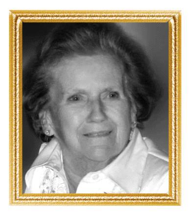 Mme Claire Noiseux Gagne  25 juin 1926  2 novembre 2019 avis de deces  NecroCanada