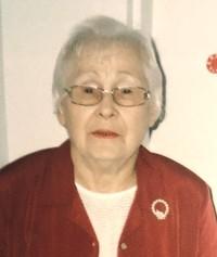 Madge Halliday Cruse  December 18 1923  November 5 2019 (age 95) avis de deces  NecroCanada