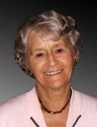 Mme Lucie Rochefort BOUTIN  Décédée le 05 novembre 2019